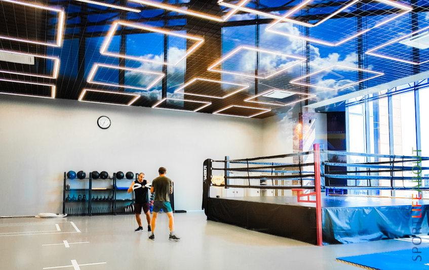 Отзывы о «SPORTLIFE» на Маршала Захарова - бокс и борьба