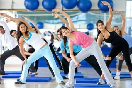 Выбираем Фитнес-клуб