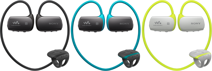 Sony Walkman NWZ-WS610
