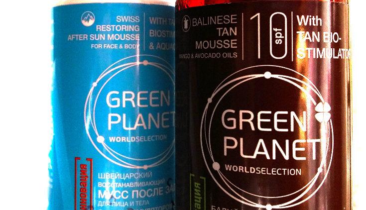 Загар – Green Planet
